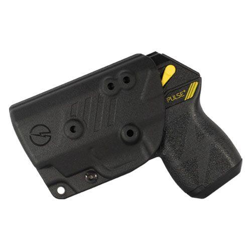 The Taser Pulse Blade Tech IWB Kydex Holster for law enforcement and civilian use.