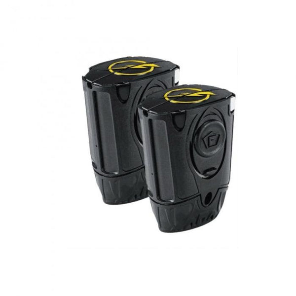 Taser Bolt and Pulse live round cartridges 2 pack sold by self defense products inc.