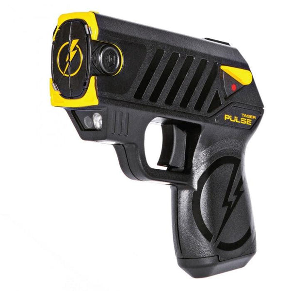 Taser Pulse for both women and men personal self defense protection from the distance.