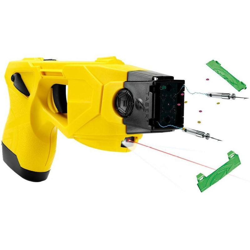 Taser® Yellow X26P Police Sun Gun with Targeting Laser