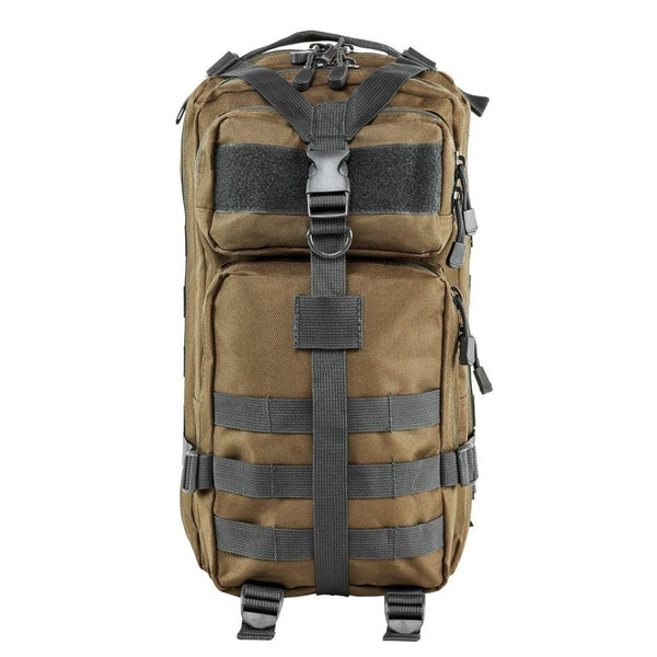 Vism Small Backpack with a ton of storage space for its size with many compartments and pockets to help organize your gear.