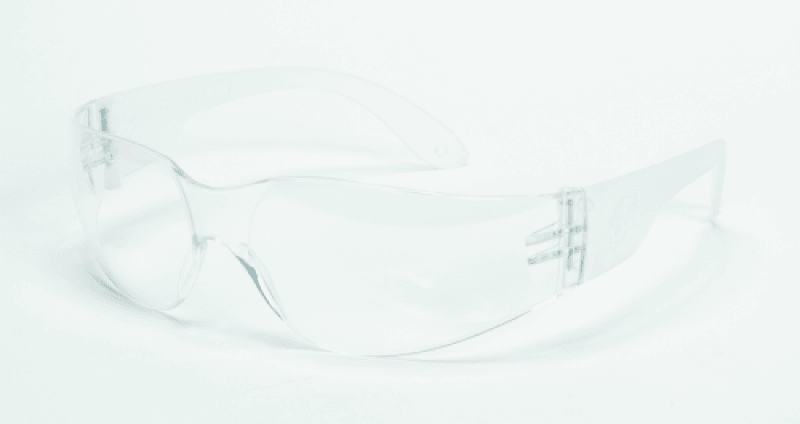 Voodoo Tactical Clear Shooting Glasses
