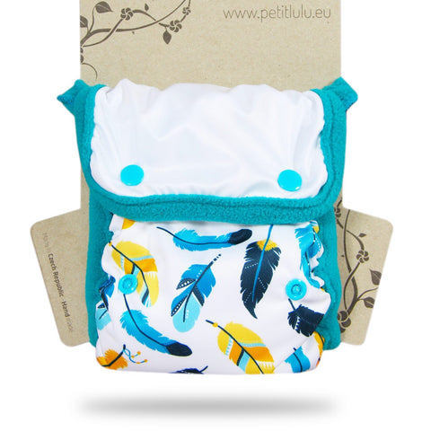 Petit Lulu Minimal Nappy Wrap - for EC