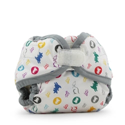 Rumparooz Newborn Nappy Wrap - Hook & Loop