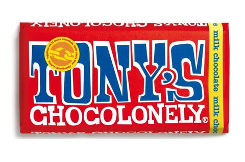 Tony's Chocoloney Milk Chocolate 32% (180g)