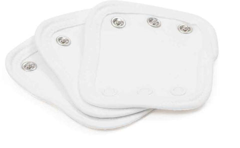 Little Lamb Vest Extenders - 3 pack