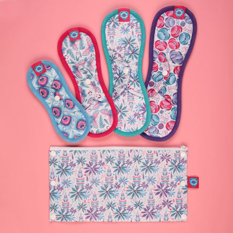 Bloomer Single Pad by Bloom & Nora
