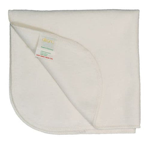 Disana Organic Brushed Cotton Baby Blanket