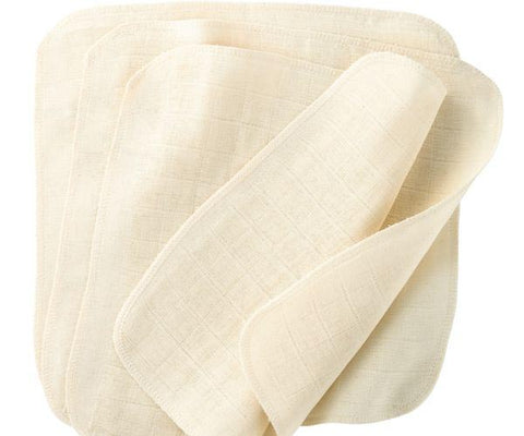 Disana Organic Cotton Wash Cloths