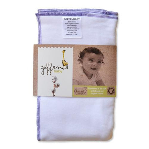 Geffen Baby Hemp Fleece Prefolds