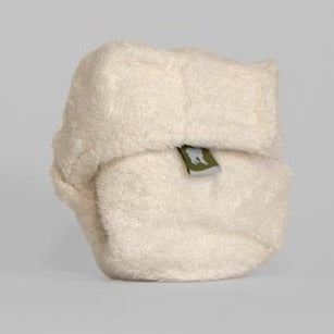 Little lamb Newborn Bamboo Shaped Nappy