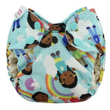 Blueberry Newborn Simplex Nappy