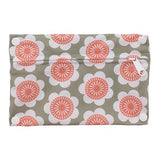 Pink Daisy (Blueberry) Mini Wet Bag