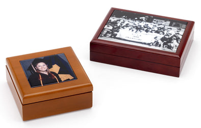 Photo Tile Keep Sake Boxes