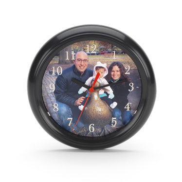 "8"" Photo Wall Clock"