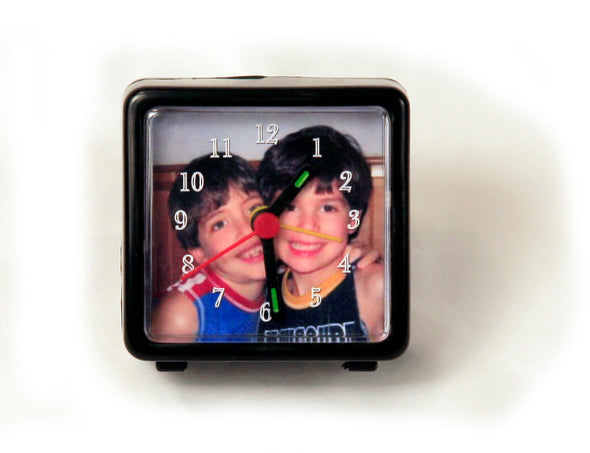 Travel Photo Clock