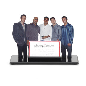 Photo Sculpture-Business Card Holder