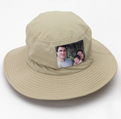 Safari Photo Hat
