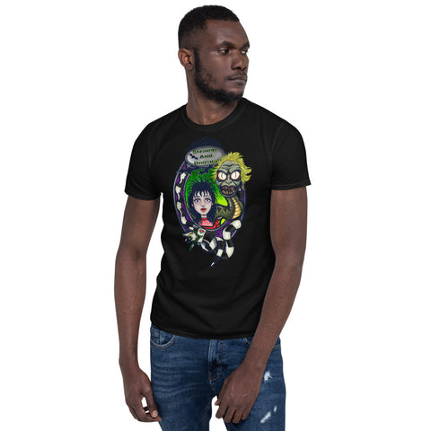 Strange and Unusual Short-Sleeve Unisex T-Shirt