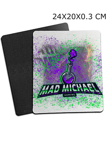 "Mouse Pad  9.4"" x 7.9"""