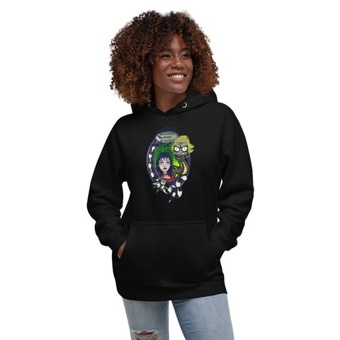 Strange and Unusual Unisex Hoodie