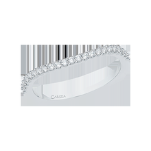 Load image into Gallery viewer, Round Diamond Wedding Band CARIZZA CA0033B-37W