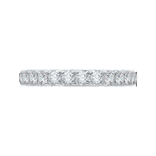 Load image into Gallery viewer, Channel Set Diamond Wedding Band CARIZZA CA0070B-37W