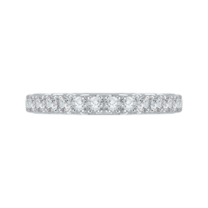 Round Diamond Wedding Band CARIZZA CA0097B-37W
