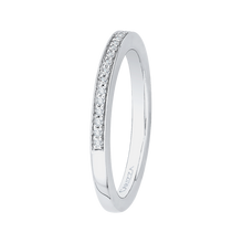 Load image into Gallery viewer, Diamond Basket Wedding Band CARIZZA CA0140BH-37W