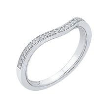 Load image into Gallery viewer, Channel Set Diamond Wedding Band CARIZZA CA0145BH-37W-1.50