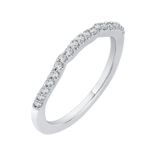 Load image into Gallery viewer, Diamond Wedding Band CARIZZA CA0146B-37W