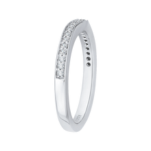 Load image into Gallery viewer, Floating Channel Set Diamond Wedding Band CARIZZA CA0159BH-37W-1.50