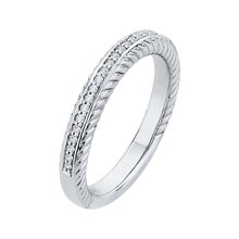 Load image into Gallery viewer, Channel Set Diamond Wedding Band CARIZZA CA0166BH-37W-1.50