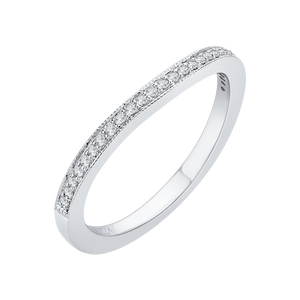 Diamond Wedding Band CARIZZA CA0174BH-37W