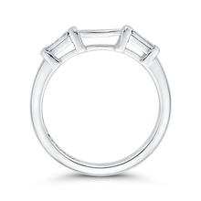 Load image into Gallery viewer, Baguette Diamond Wedding Band CARIZZA CA0251B-37W-2.00