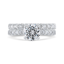 Load image into Gallery viewer, Semi-Mount Diamond Wedding Band CARIZZA CA0408EH-37W-1.50