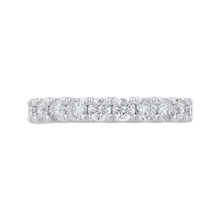 Load image into Gallery viewer, Diamond Half-Eternity Wedding Band CARIZZA CA0420BH-37W-1.00