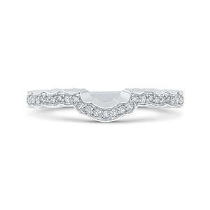 Diamond Wedding Band CARIZZA CAO0265B-37W-2.00