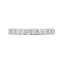 Load image into Gallery viewer, Ladies Diamond Wedding Band CARIZZA CAO0435BH-37W-1.00