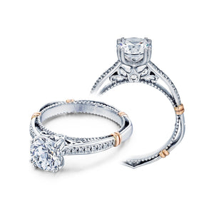 Verragio Parisian D-101S Pave Engagement Ring
