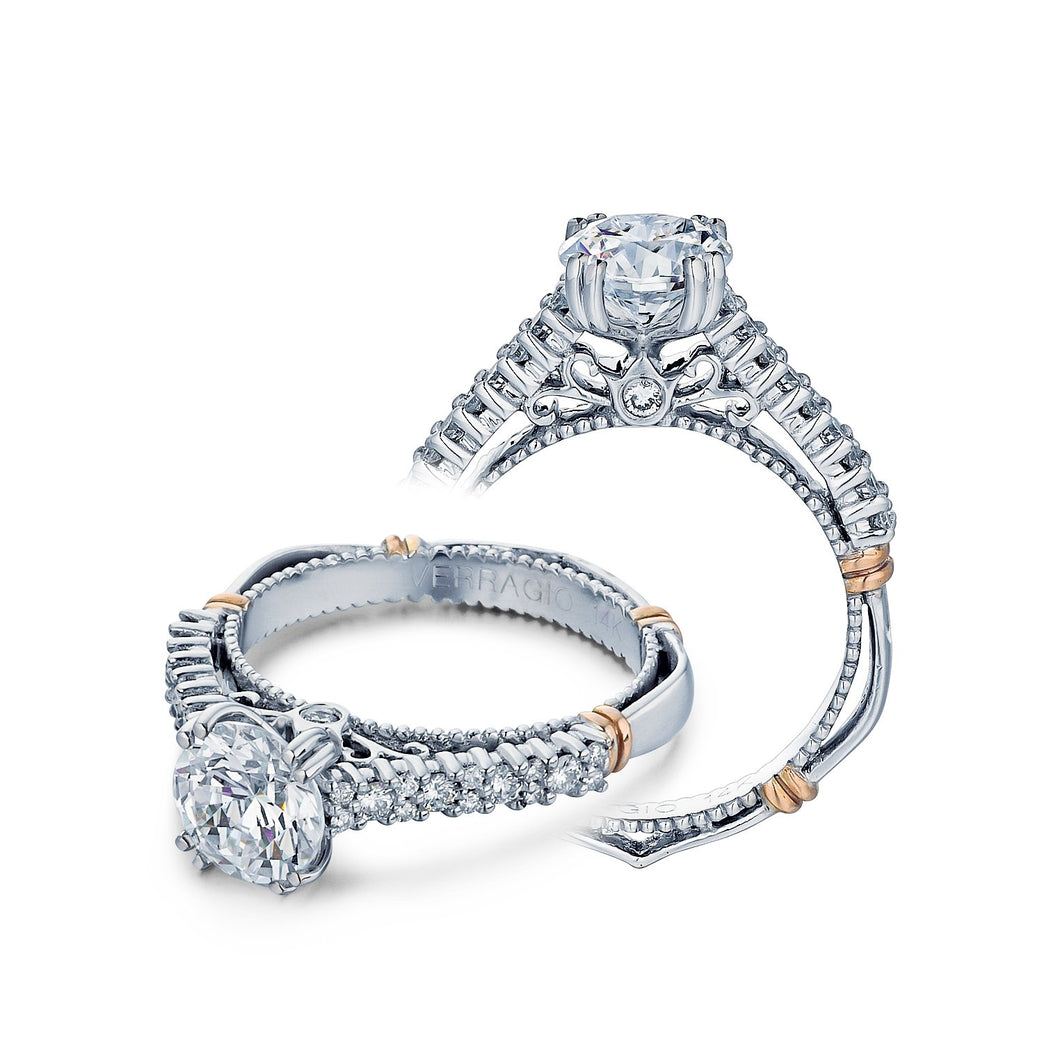 Verragio Parisian D-113 Prong Engagement Ring