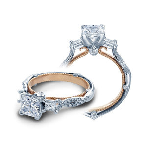 Verragio Couture Three Stone Engagement Ring ENG-0423P