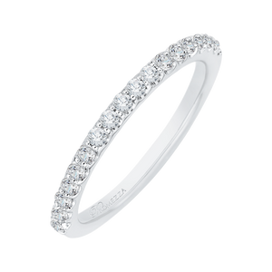 Half-Eternity Diamond Wedding Band Promezza PR0032B-02W
