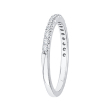 Load image into Gallery viewer, Half-Eternity Diamond Wedding Band Promezza PR0032B-02W
