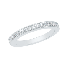Load image into Gallery viewer, Channel Set Diamond Wedding Band Promezza PR0041B-02W