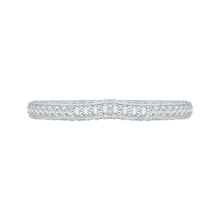 Load image into Gallery viewer, Half Eternity Diamond Wedding Band Promezza PR0068B-02W