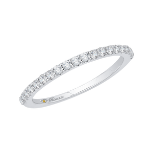 Round Diamond Wedding Band Promezza PR0081B-44W