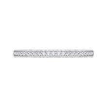Load image into Gallery viewer, Half-Eternity Diamond Wedding Band Promezza PR0134BH-44W-.25