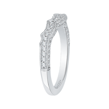 Load image into Gallery viewer, Winding Diamond Wedding Band Promezza PR0142BH-44W-.33