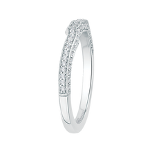 Load image into Gallery viewer, Diamond Wedding Band Promezza PR0143BH-44W-.33